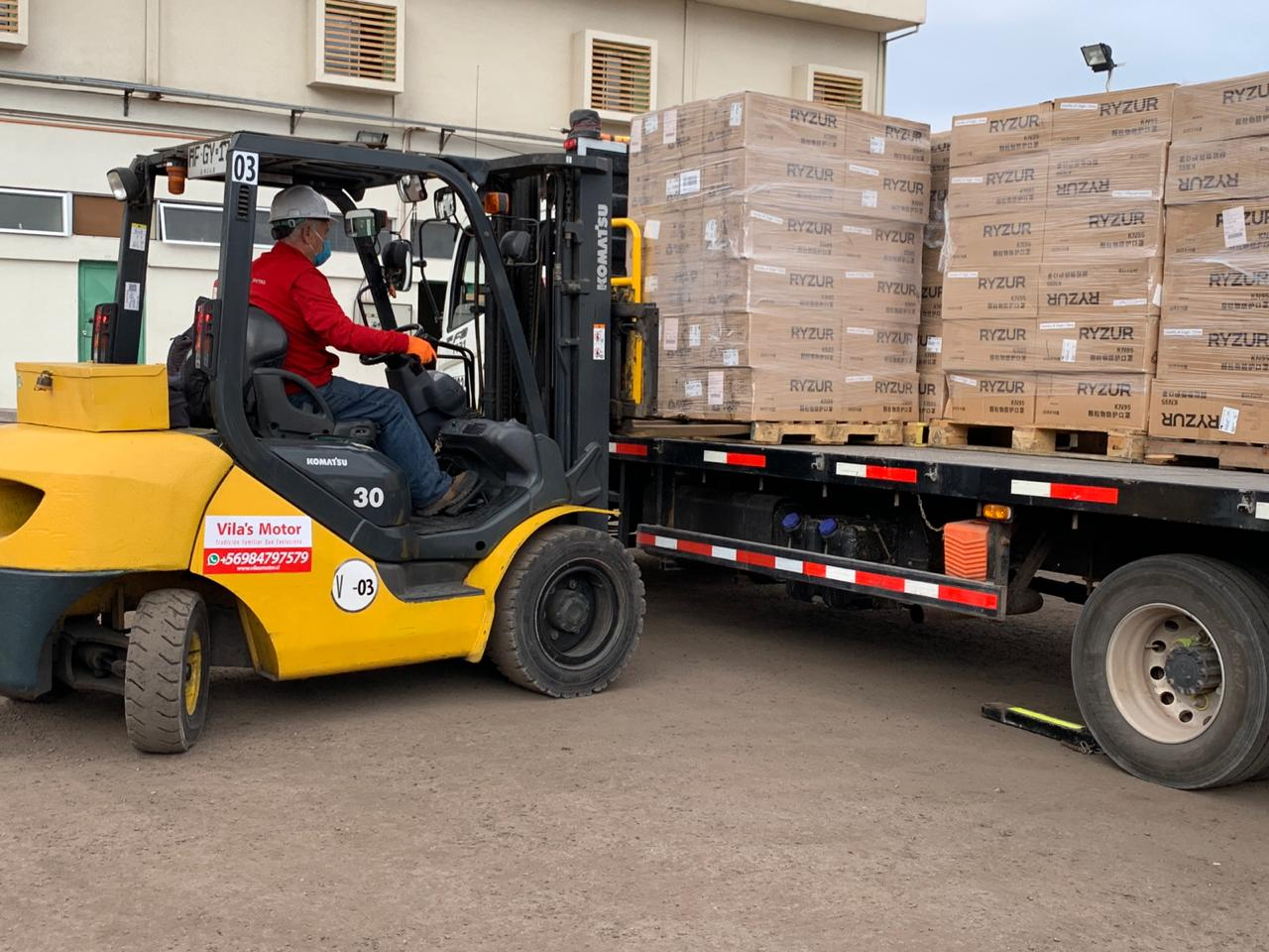 Photo of Vila's Motor apoya entrega de insumos médicos a Hospital de Iquique